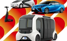 Going for gold: Toyota to provide 3,700 EVs for Tokyo 2020 Olympics