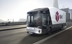 The Volta fully electric delivery vehicle will take to London's roads in 2021 | Credit: DPD