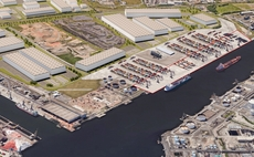 CGI illustration of the £90m South Bank Quay plan announced by the Tees Valley Mayor