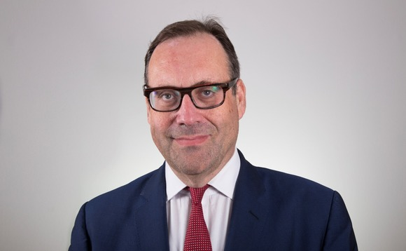 Richard Harrington MP, minister for energy and industy