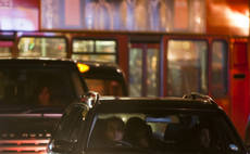A Range Rover sits in London traffic | Credit: iStock