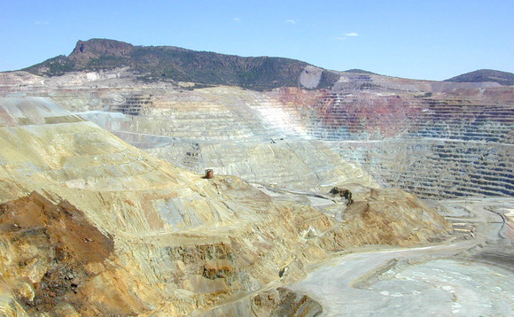Freeport's Chino copper mine in New Mexico | Credit: Eric Guinther