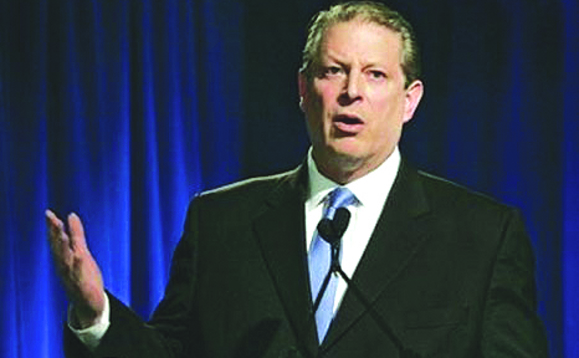 Al Gore: UK must 'unleash' private sector to deliver low-carbon future