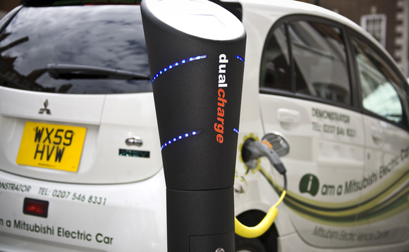 Are UK councils doing enough to install much needed EV charge points?