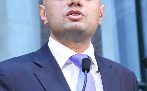 Sajid Javid made delivered his first major speech as Chancellor today