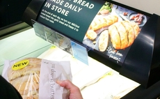 The store-made garlic bread aims to put a stop to wasted bread | Credit: M&S