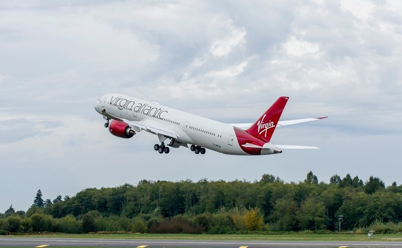 Steel emissions could power low-carbon flight, claims Virgin Atlantic