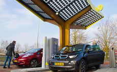 Fastned has stations in the UK, Germany, and the Netherlands and intends to expand into Belgium, France and Switzerland next.Credit: Fastned