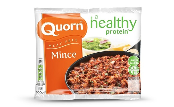 Quorn Foods saw global sales climb a record 16 per cent last year