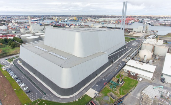 Dublin waste to energy plant | Credit: Covanta