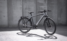 The Trekker GT e-bike. Credit: Triumph