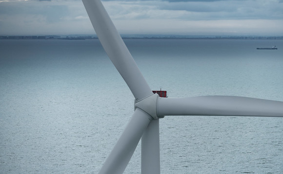 The turbines have a blade tip height of 190 metres | Credit: MHI Vestas