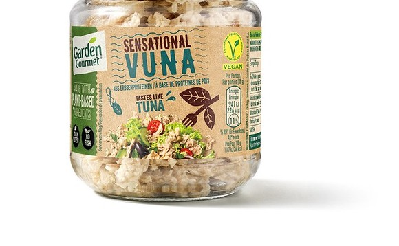 Vuna will be sold under Nestle's Garden Gourmet brand