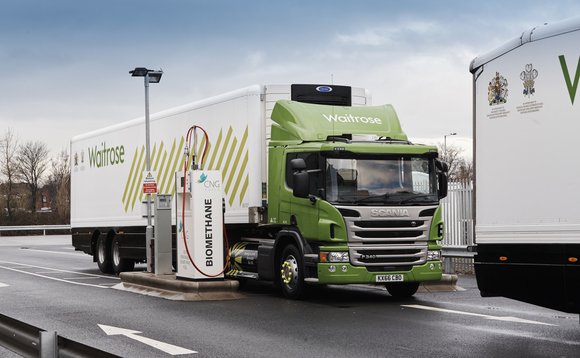 CREDIT: Waitrose / CNG Fuels