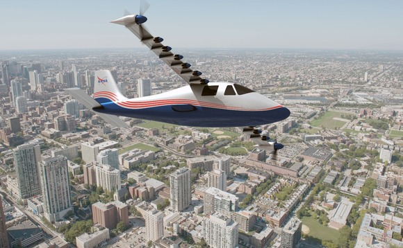 NASA's plans for electric planes take flight