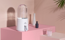 Evian unveils at-home mineral water dispenser to cut plastic waste