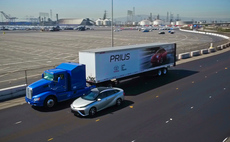 Keep on truckin': Toyota trials zero emission hydrogen truck