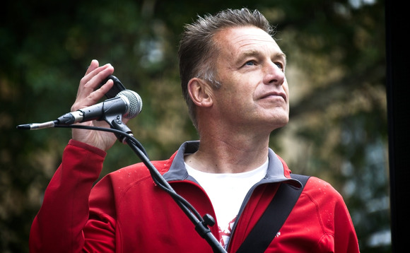 Chris Packham | Credit: Garry Knight