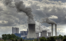 Coal power: Polluting and thirsty