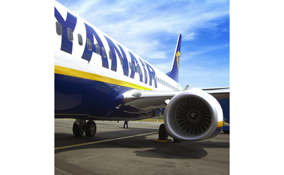 Ryanair claims its offers lower CO2 flights compared to rivals | Credit: Mikel Ortega / Flikr