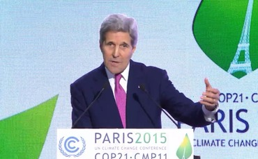 John Kerry vows to tackle climate crisis with 'the seriousness and urgency it deserves'