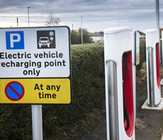 Government launches search for 'iconic' British EV public charge point design