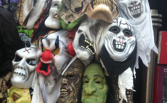 Millions of Halloween costumes are thrown away each year