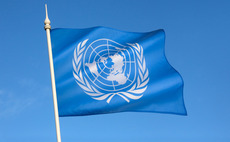United nations flag 230x142