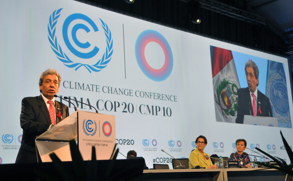 Lima Summit: Late deal paves way for global round of national climate action