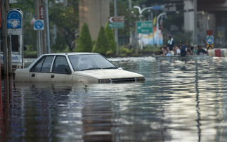 Cities are facing increasing threats from climate change, including floods, storms and heatwaves