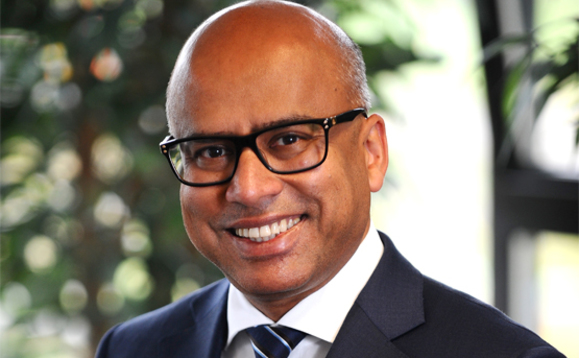 Sanjeev Gupta will today pledge to build the world's first carbon neutral steel company