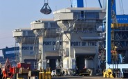Electrification of harbour crane moves Port of Tyne closer to carbon neutral goal