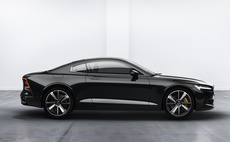Volvo unveils first model under EV performance brand Polestar