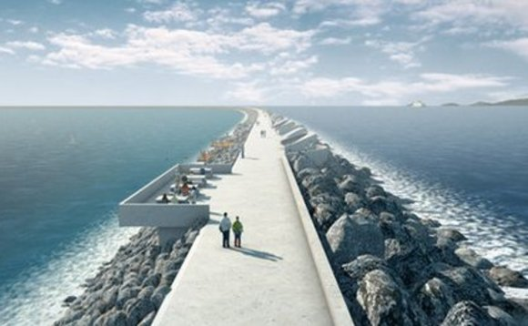 Abandoning tidal lagoon project would be 'utter madness' says Tim Farron