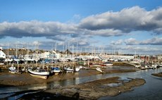 A district heating system will tap heat from sea water in Shoreham Harbour | Source: Paul Gillett