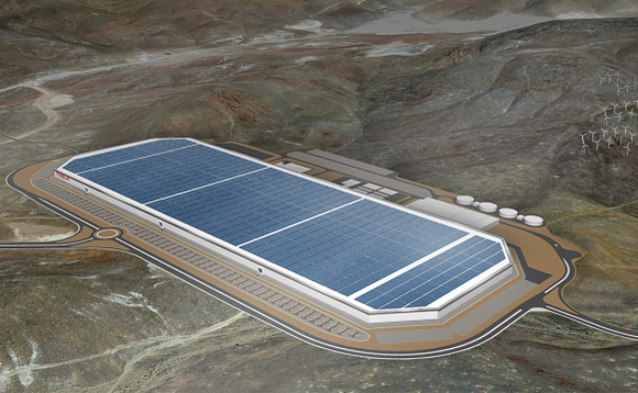 Tesla's gigafactory in Nevada opened in 2016 and now employs around 7,000 people | Credit: Tesla