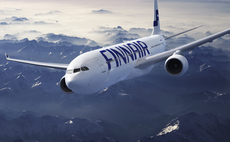 Finnair flies in to New York on recycled cooking oil