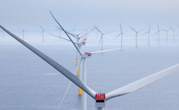 Walney offshore wind farm | Credit: Orsted