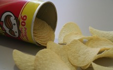 Post your Pringles tubes for recycling, Kellogg's tells customers