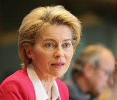 'We ask for fairness': Von der Leyen warns countries to price carbon or face border tax