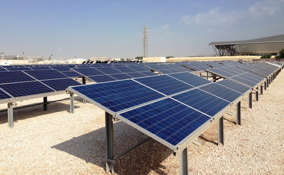 QEERI's Solar Test Facility in Doha | Credit: QEERI