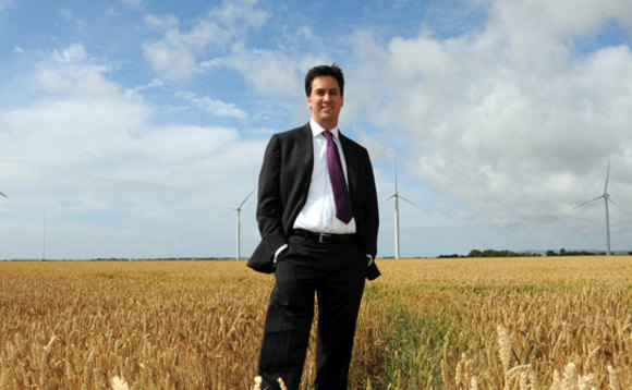 Miliband promises Energy Green Paper to set out reform plan