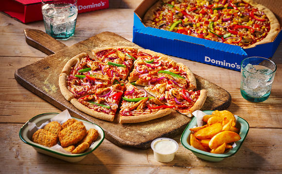 Domino's plant-based range now includes vegan nuggets and a chicken-alternative pizza | Domino's