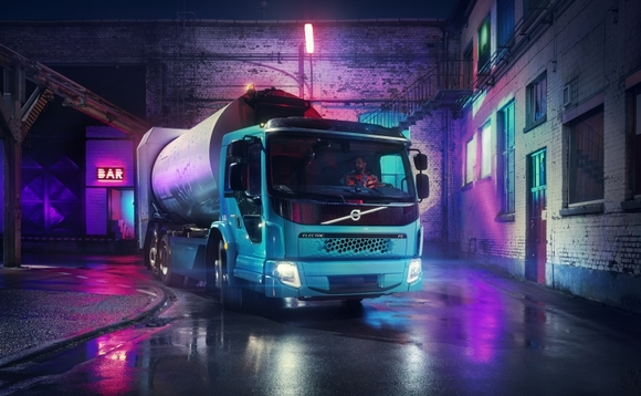 The Volvo FE Electric | Credit: Volvo