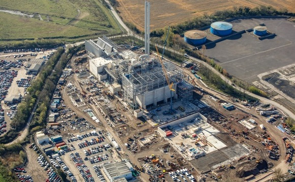 The Avonmouth energy recovery centre is set to be completed in 2020 |Credit: Viridor