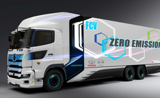 Toyota unveils heavy-duty fuel cell truck plans