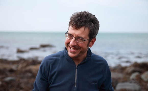 Author and activist George Monbiot/ Credit: John Russell1/Wikipedia, CC BY-SA