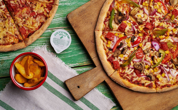Domino's has added two vegan pizzas to its range