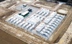 UK's 'largest' grid battery storage facility completed in Hertfordshire