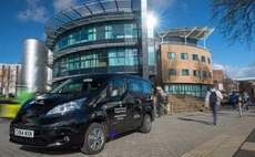Nissan enjoys academic drive as UK universities switch to electric vehicles
